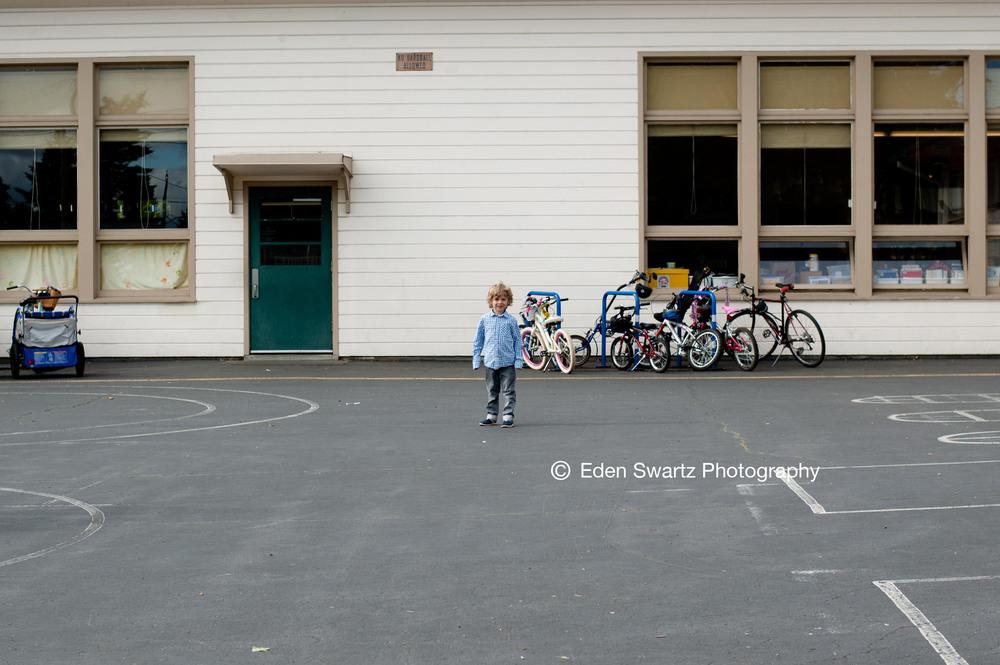 Last Day of Kindergarten. June 13, 2013