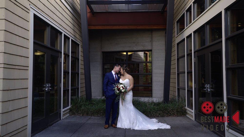 Park Wedding Video - Cedarbrook Lodge, Seattle, Wa