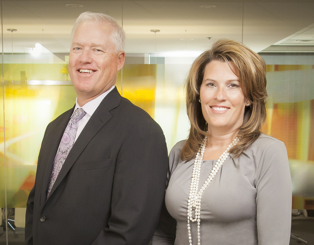 Innovest founders Richard Todd and Wendy Dominguez