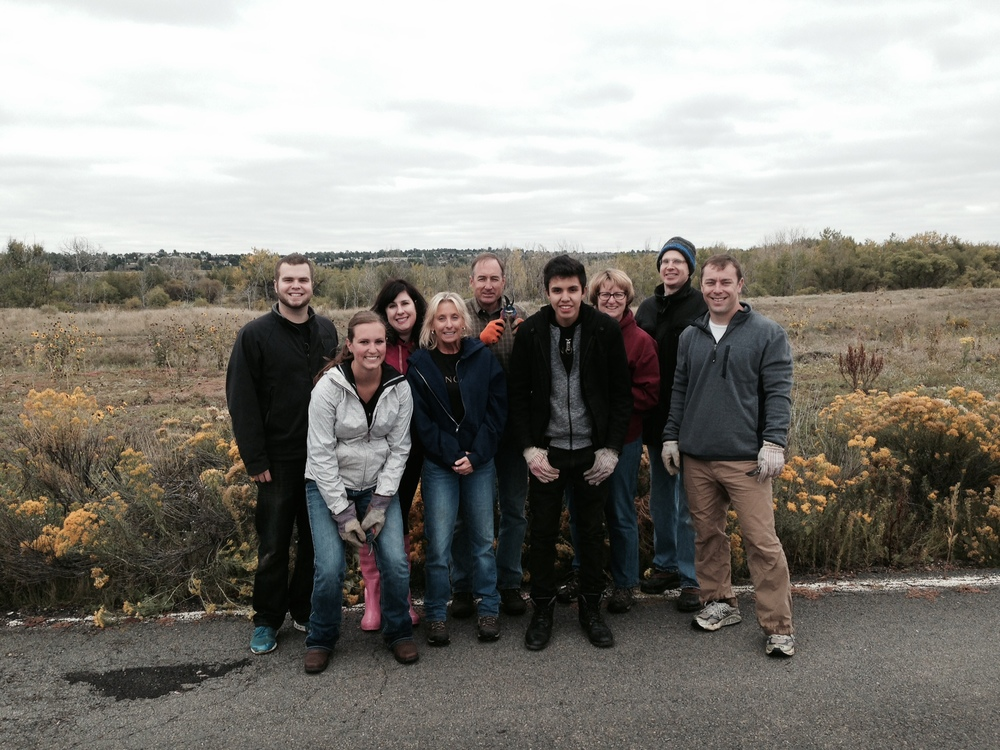 Volunteers of Outdoor Colorado
