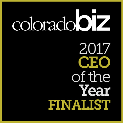 Richard Todd Finalist for CEO of the Year