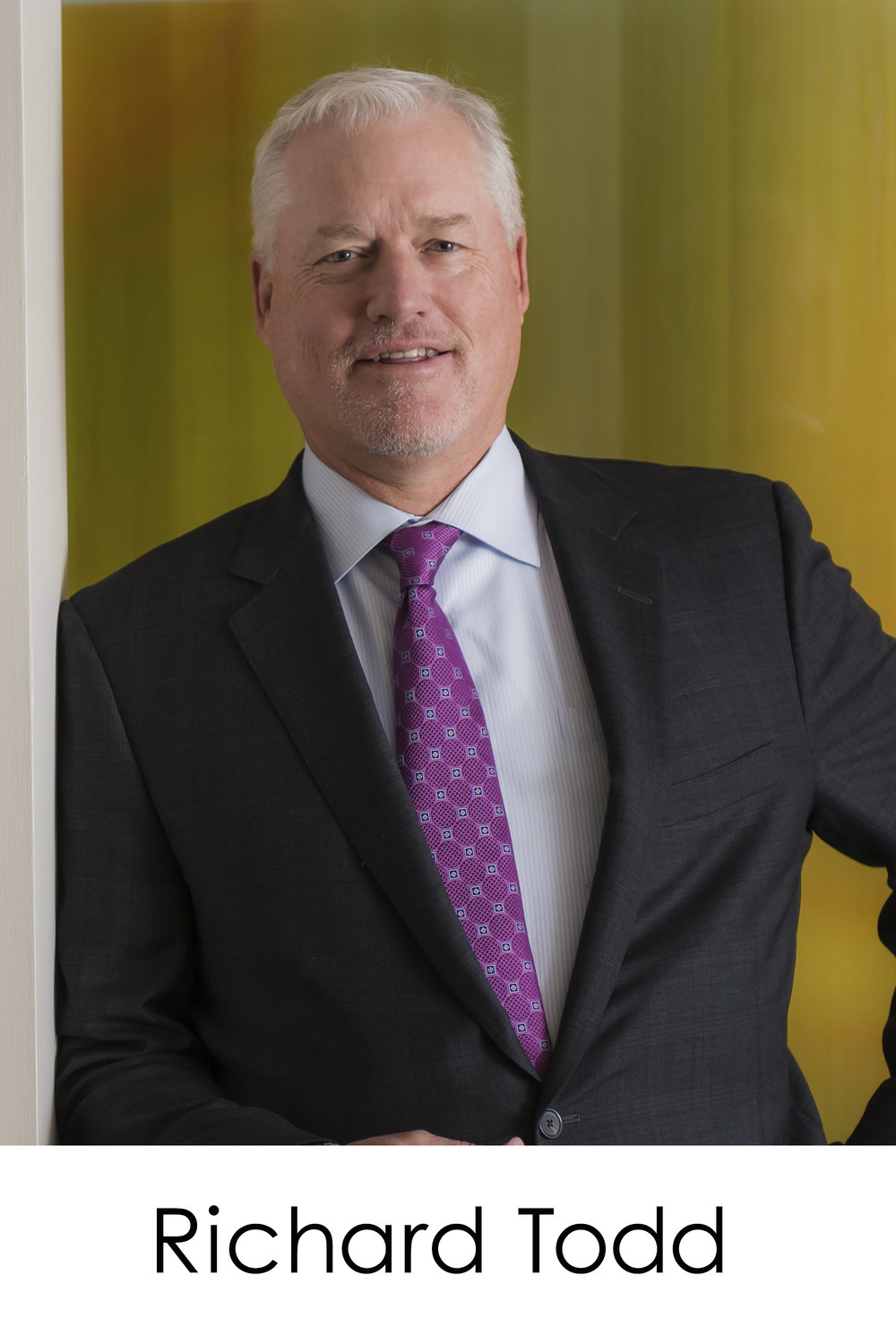Richard Todd, CEO