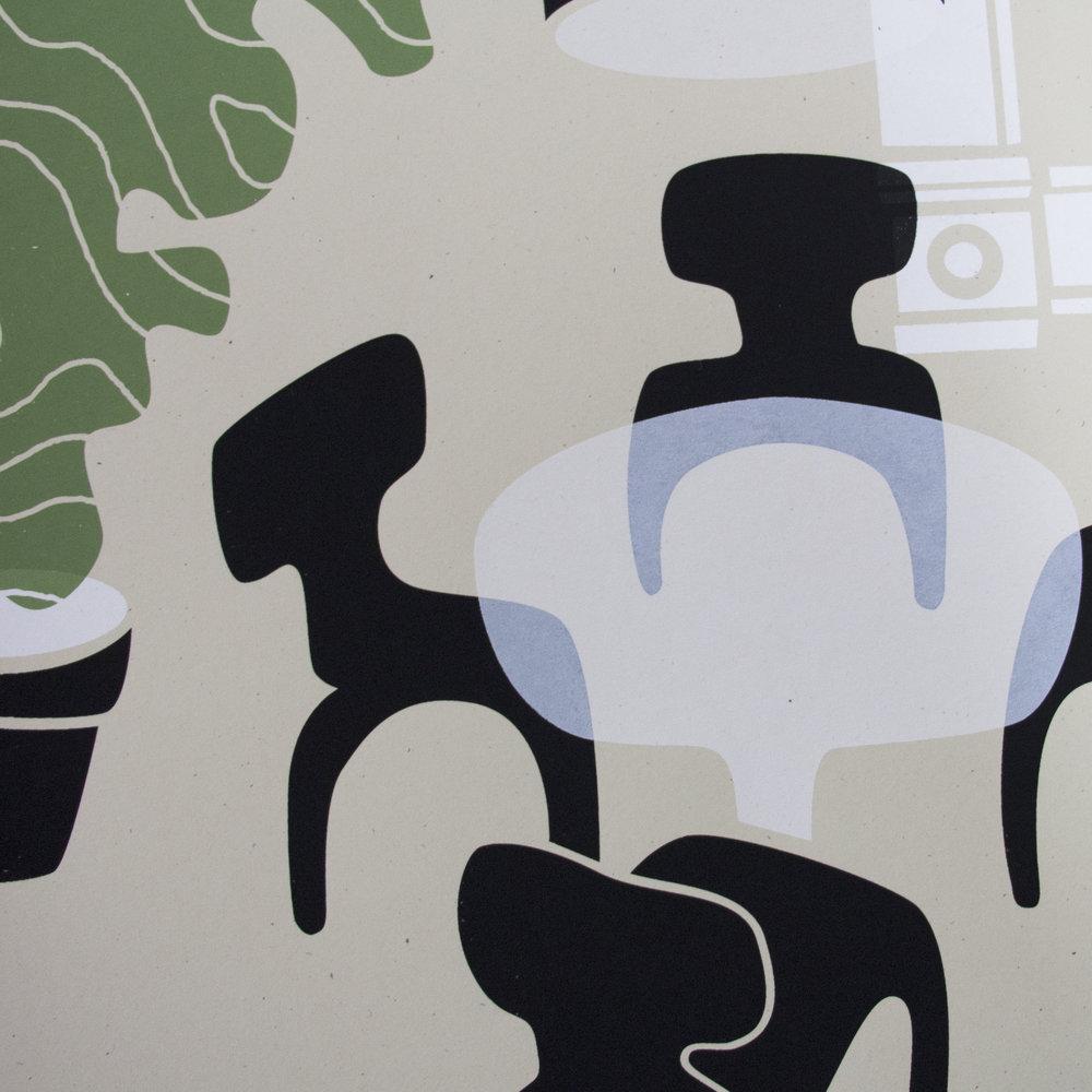 Spencer Huddleston  Transparent inks