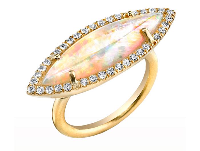 October's opal