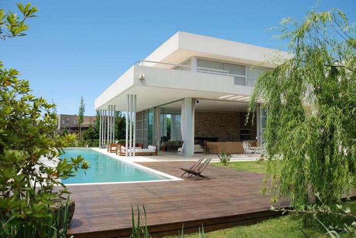 barrionuevo sierchuk agua house swimming pool