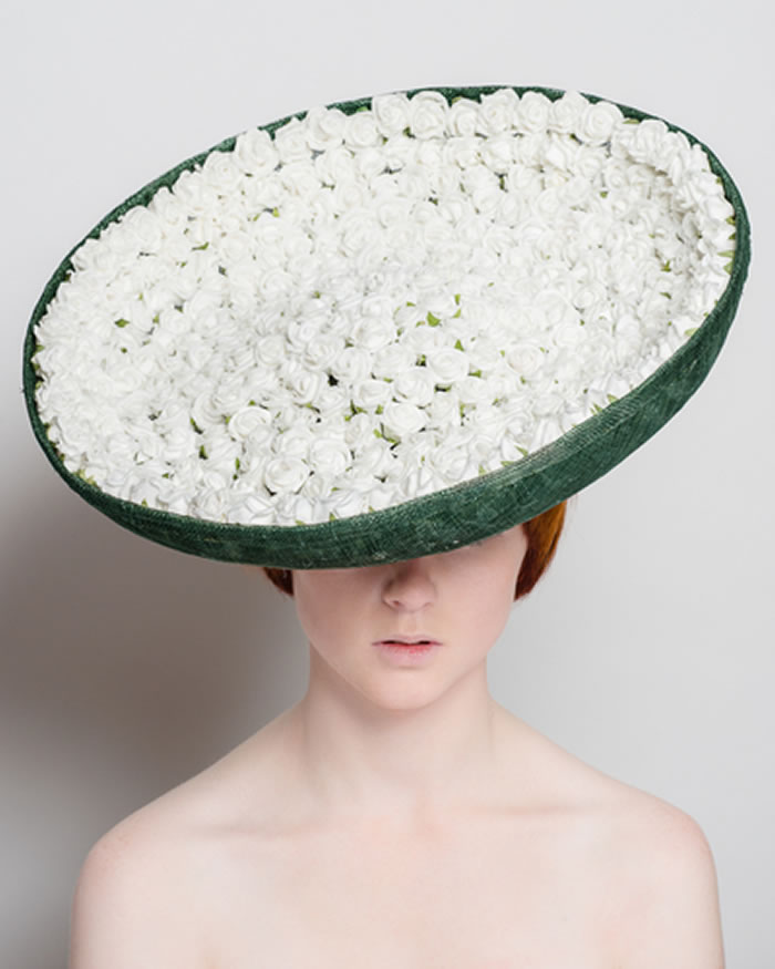hat of a thousand roses