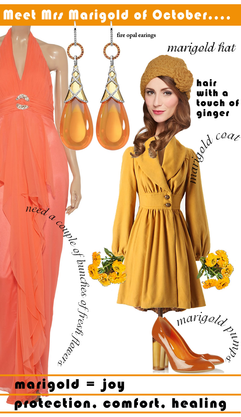 mrs marigold of october