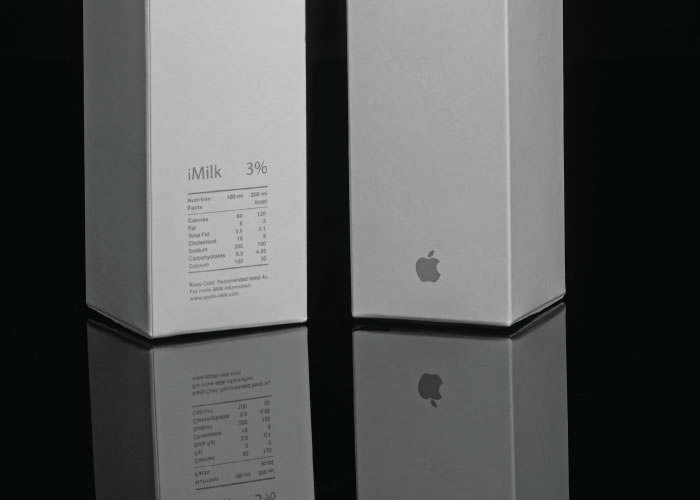 Apple iMilk….