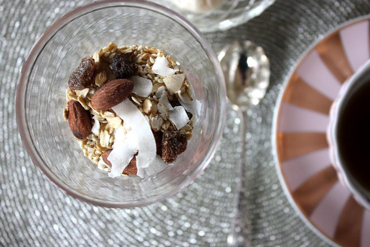 sesame seed muesli recipe sugar free