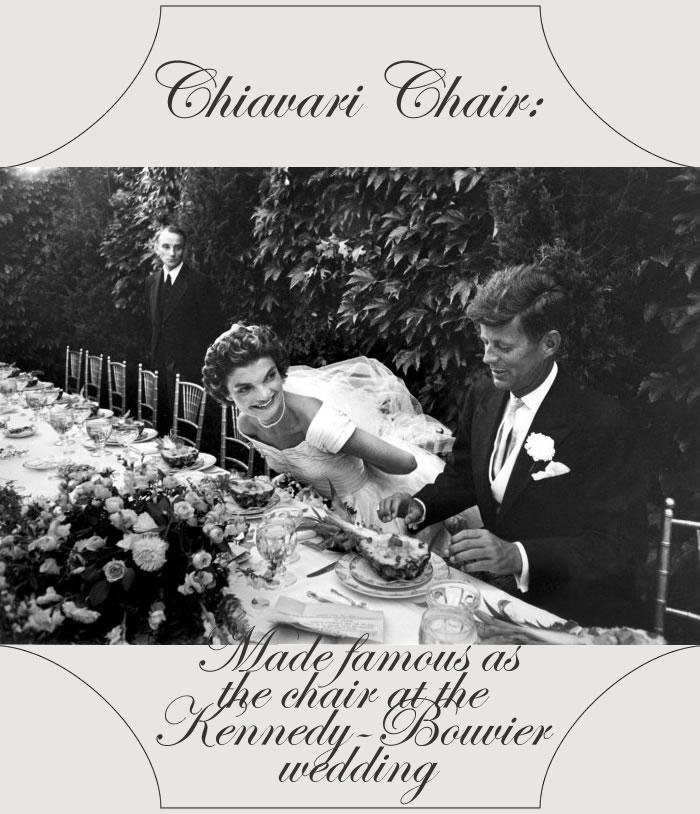chiavari chairs in jfk and jackie wedding.jpg
