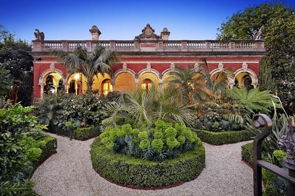 Italianate Mansion