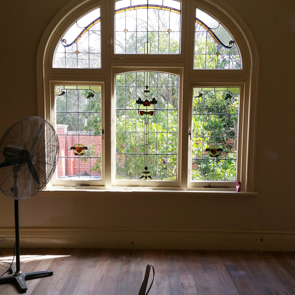 The Edwardian Garden House : a project update on a very beautiful renovation....
