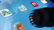 PLAY Video of TAPTOOL transforming light wool gloves into touch screen gloves