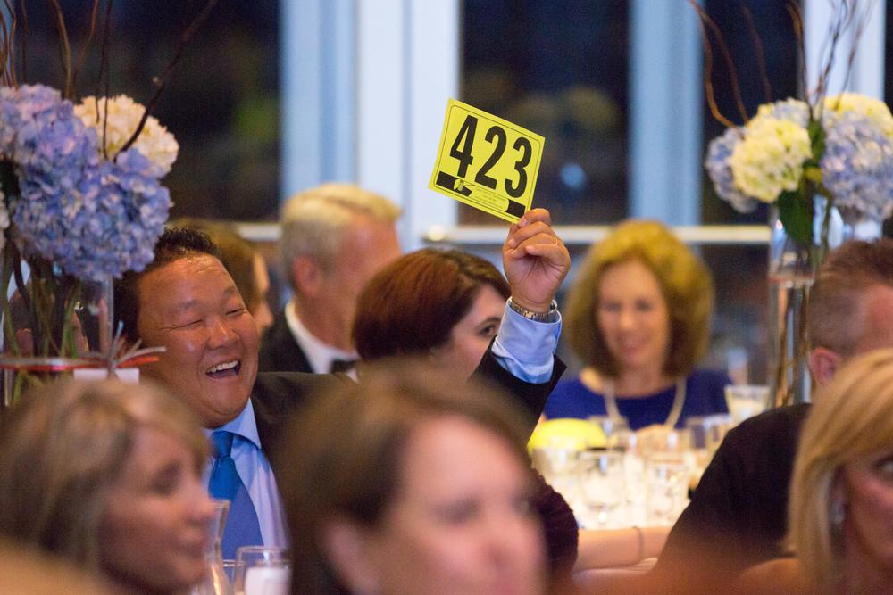 First Annual Fundraising Gala | Denver, Colorado | Bello & Blue Events | Colorado & Denver Wedding Planner
