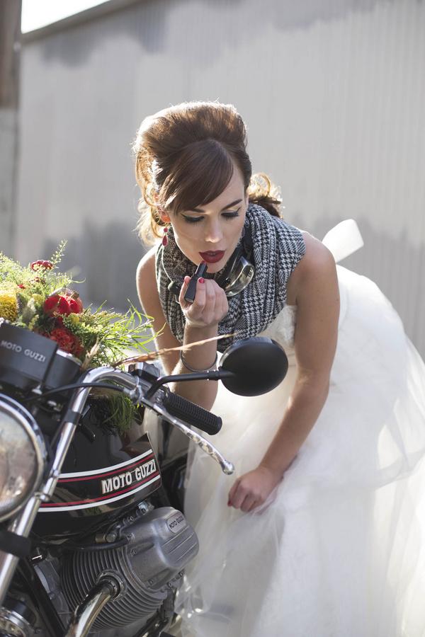 Styled Shoot | Retro Moto | Denver, Colorado | Bello & Blue Events | Colorado & Denver Wedding Planner