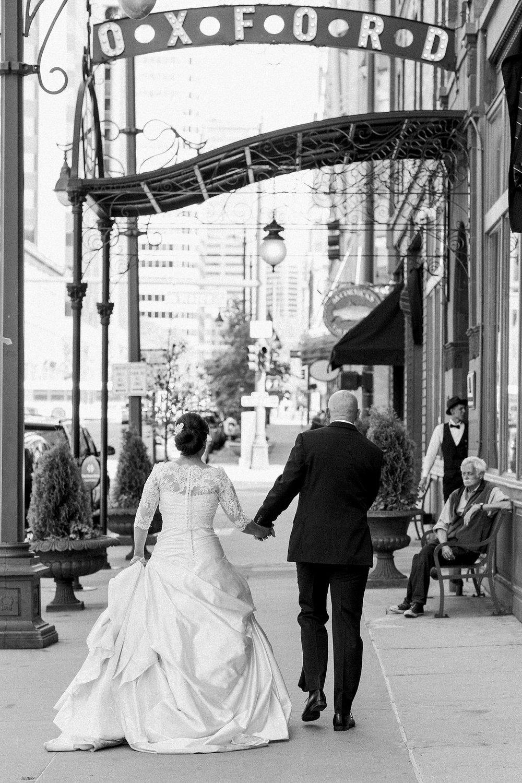Union Station Wedding Reception Denver Colorado Bello Blue