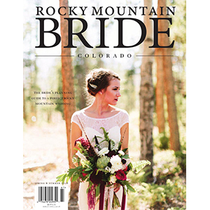 Rocky Mountain Bride Colorado