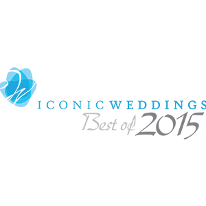 Iconic Weddings Best of 2015