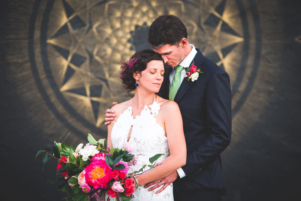 Eclectic Boho Wedding in Denver, Colorado Planned by Bello & Blue Events