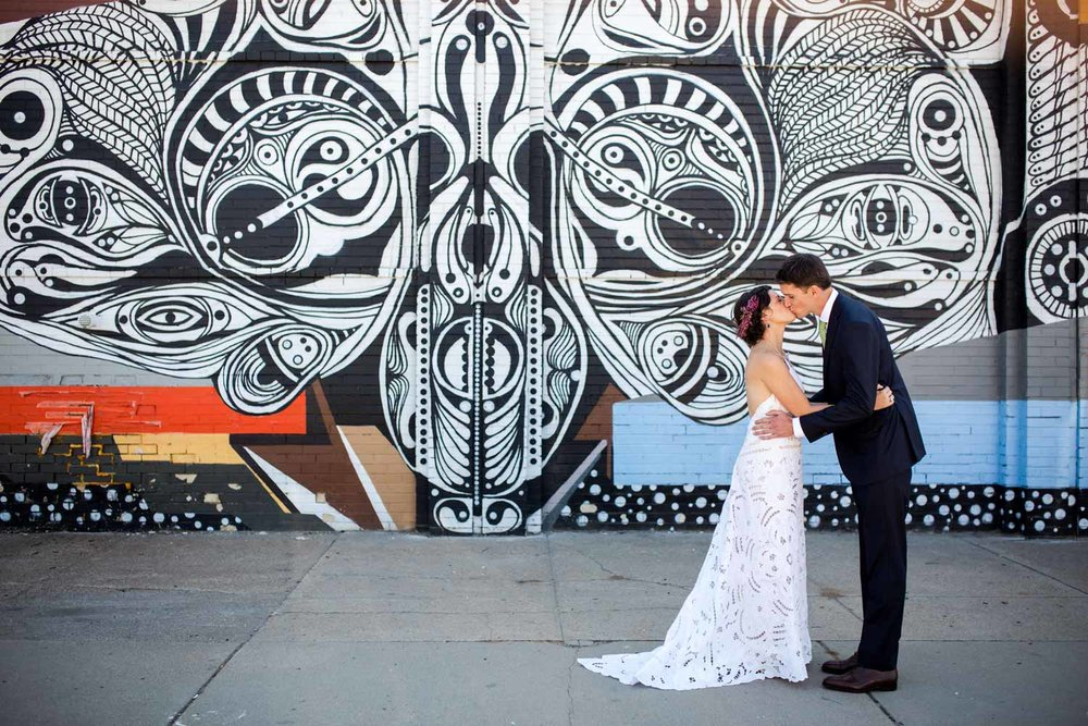 Eclectic Boho Wedding in Denver, Colorado | Event Planning by Bello & Blue Events