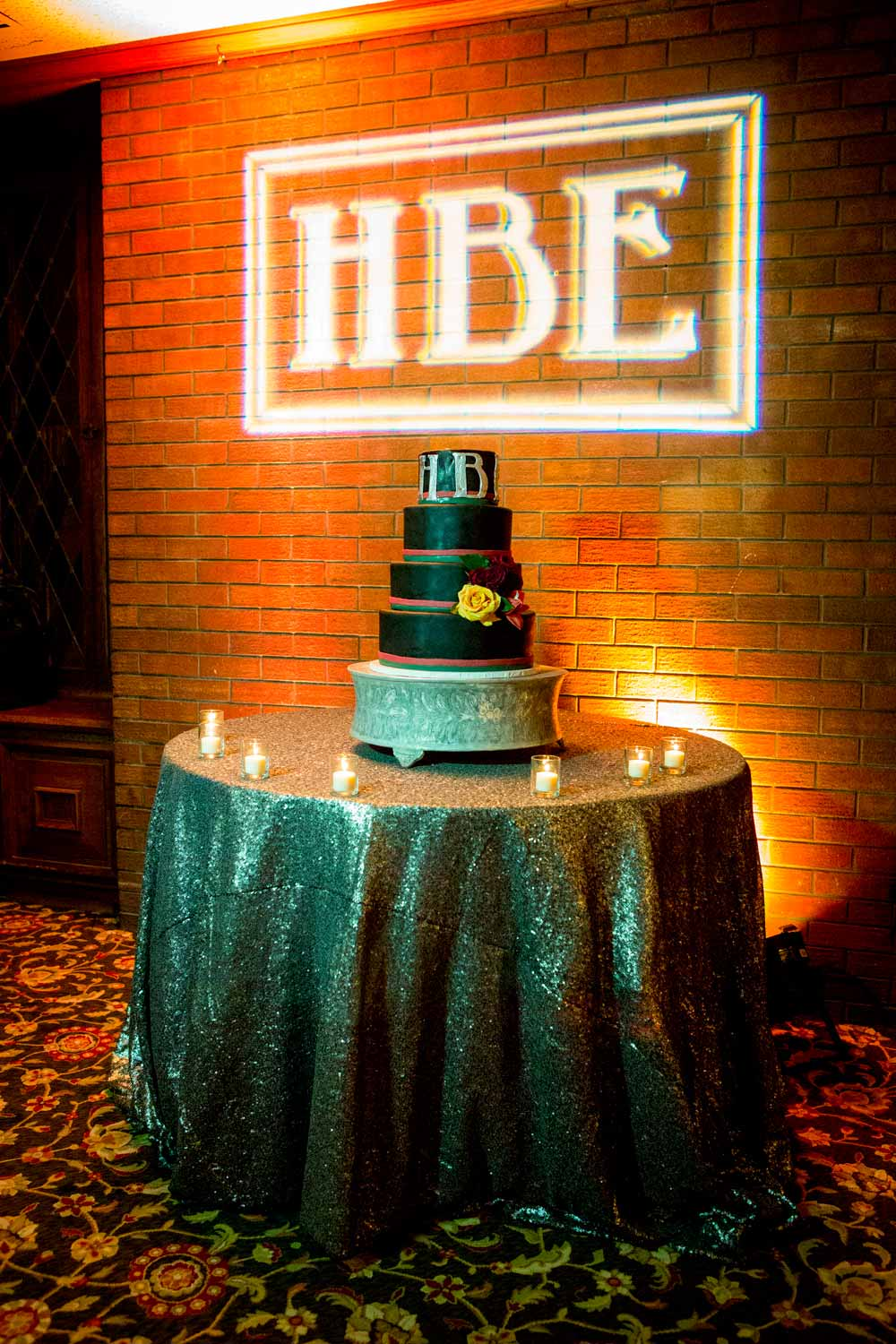Black Tie Birthday Party | Denver, Colorado | Bello & Blue Events | Colorado & Denver Wedding Planner