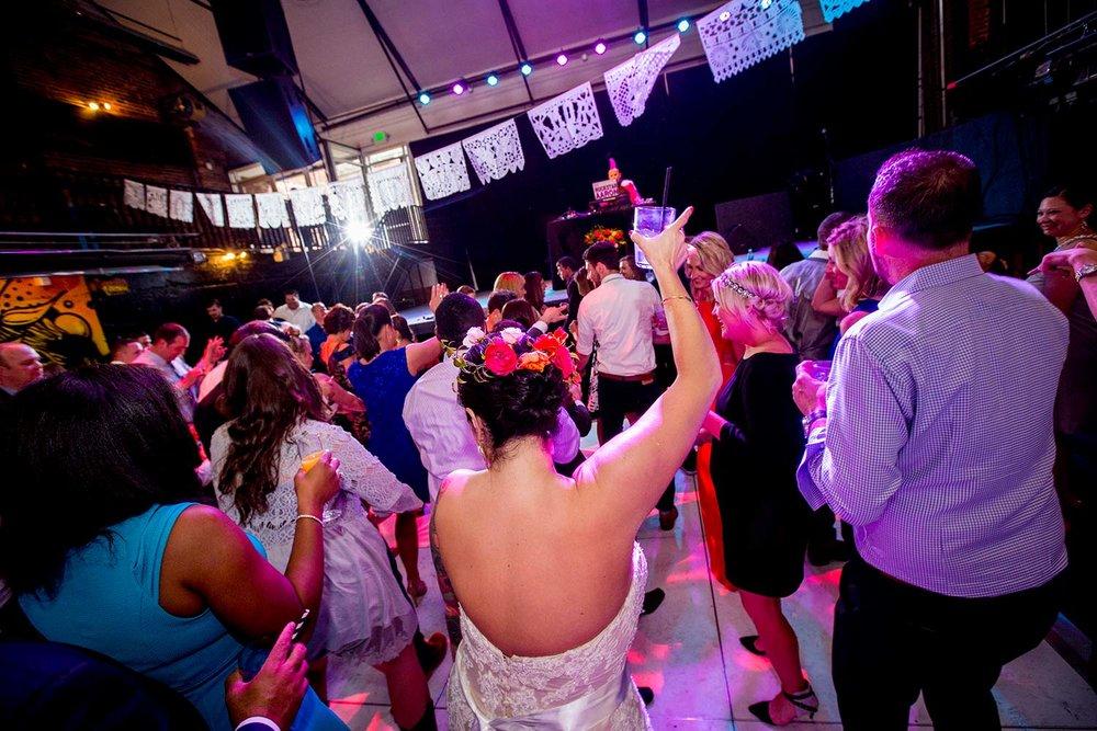 Colorful Whimsical Wedding | Denver, Colorado | Bello & Blue Events | Colorado & Denver Wedding Planner