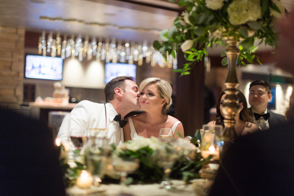Sophisticated Romantic Wedding | Denver, Colorado | Bello & Blue Events | Colorado & Denver Wedding Planner