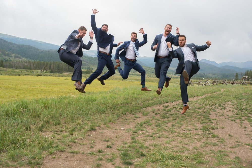 Organic Mountain Wedding in Tabernash, Colorado | Bello & Blue Events | Wedding & Event Planning in the Mile High City