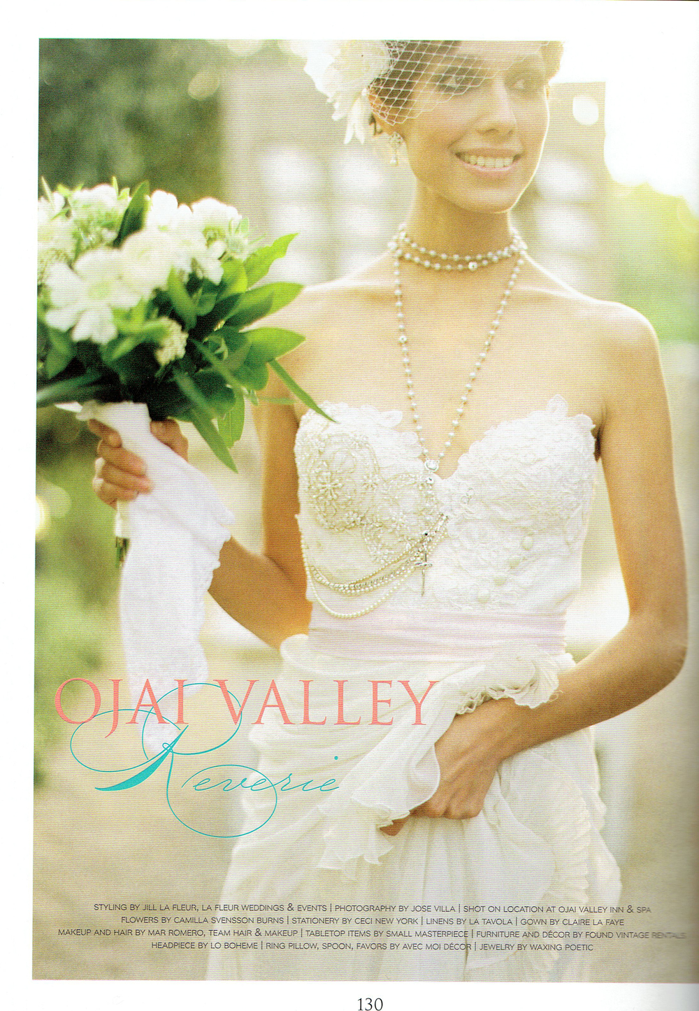 Pacific Weddings – Winter 2011