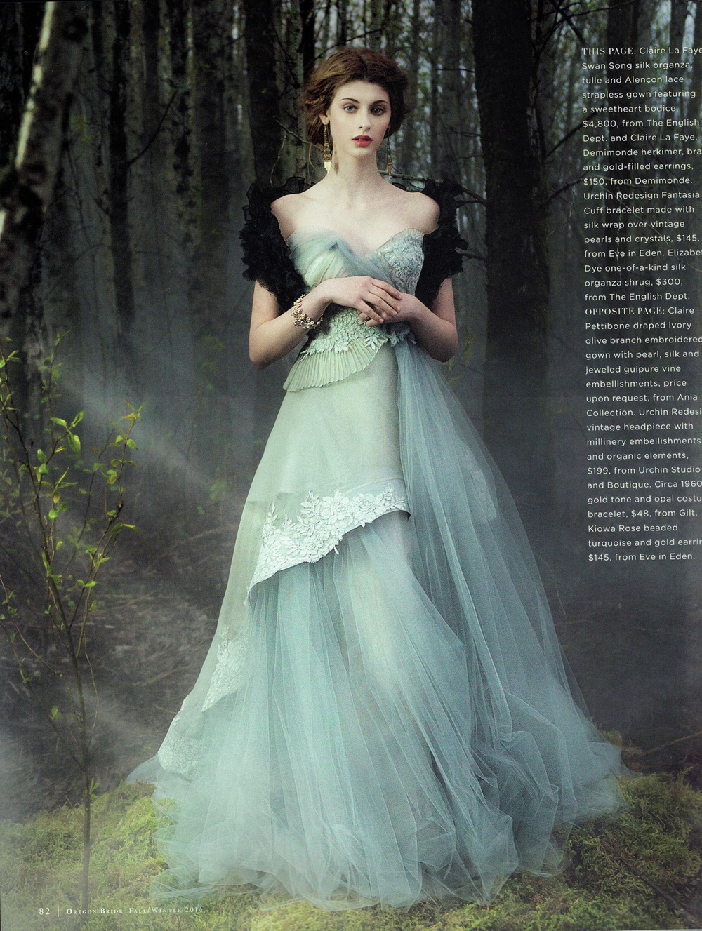 Oregon Bride-Fall/Winter 2014