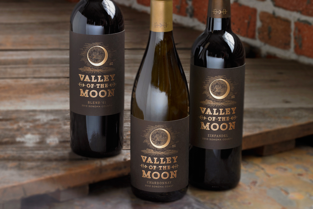 valley of the moon bottle