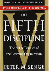 The Fifth Discipline  , by Peter Senge