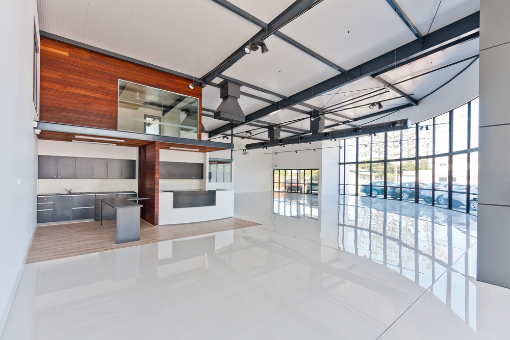 Towill Design Group Completed A Mazda Dealership In April 2015 With Range Of Recycled Timber