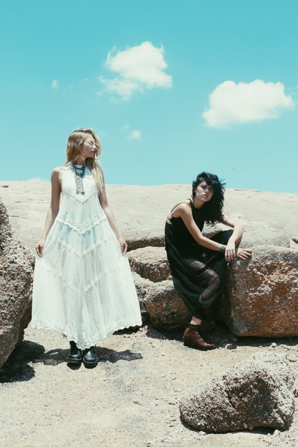 Moss & Meadow Exclusive: Lost Girls  ▹  Free People