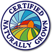Savage Mountain Farm is proud to be  Certified Naturally Grown!