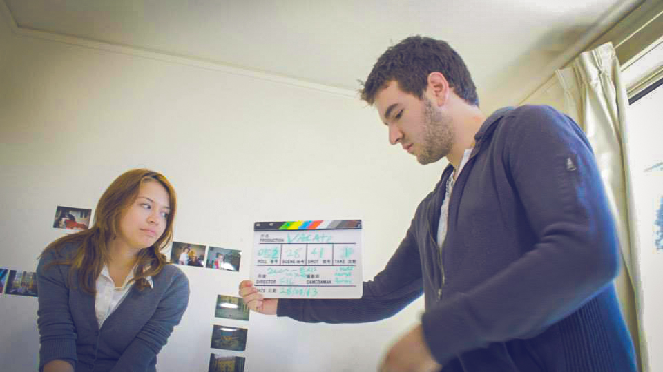 Vacate Short Film Production Photo 1