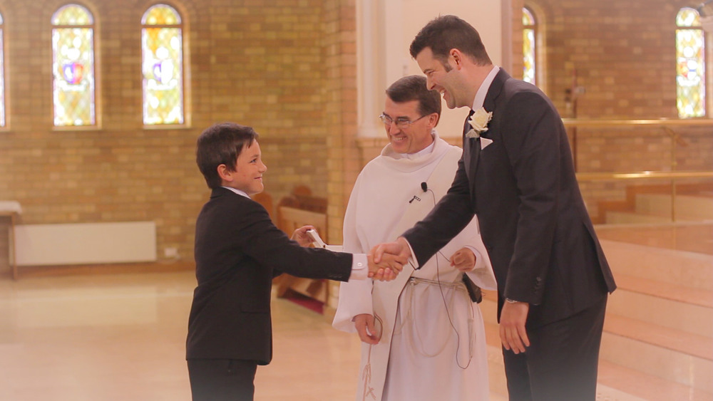 Wedding Video Still 3