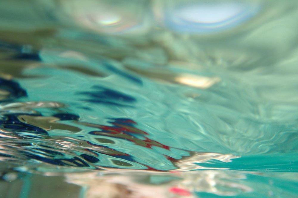 Estudios debajo del agua  2017
