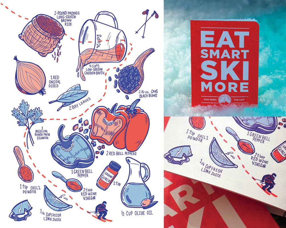 Eat Smart, Ski More