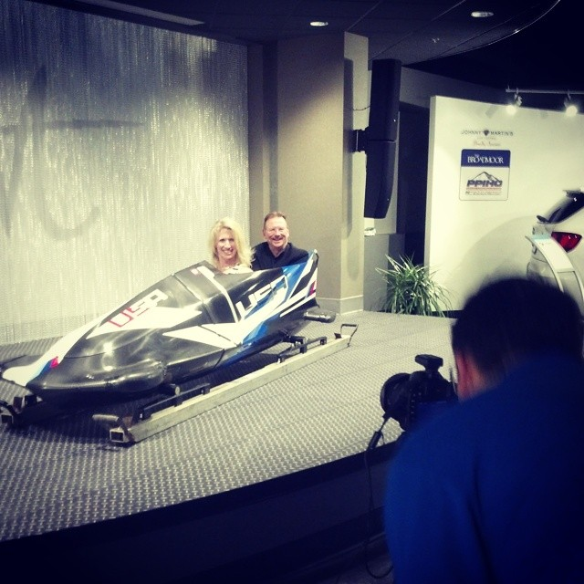 US Bobsled and skeleton Olympic team in Colorado Springs #banakphotography