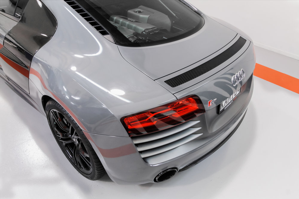 Tail light Audi R8