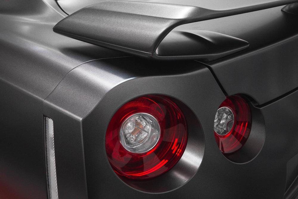 Nissan skyline GTR r35 taillights