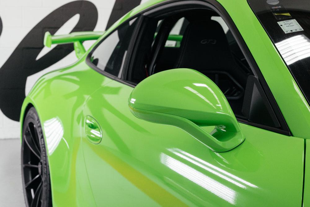 Porsche Wing mirrors