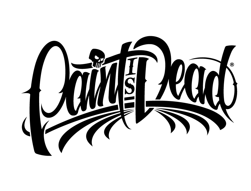Paint is Dead Logo
