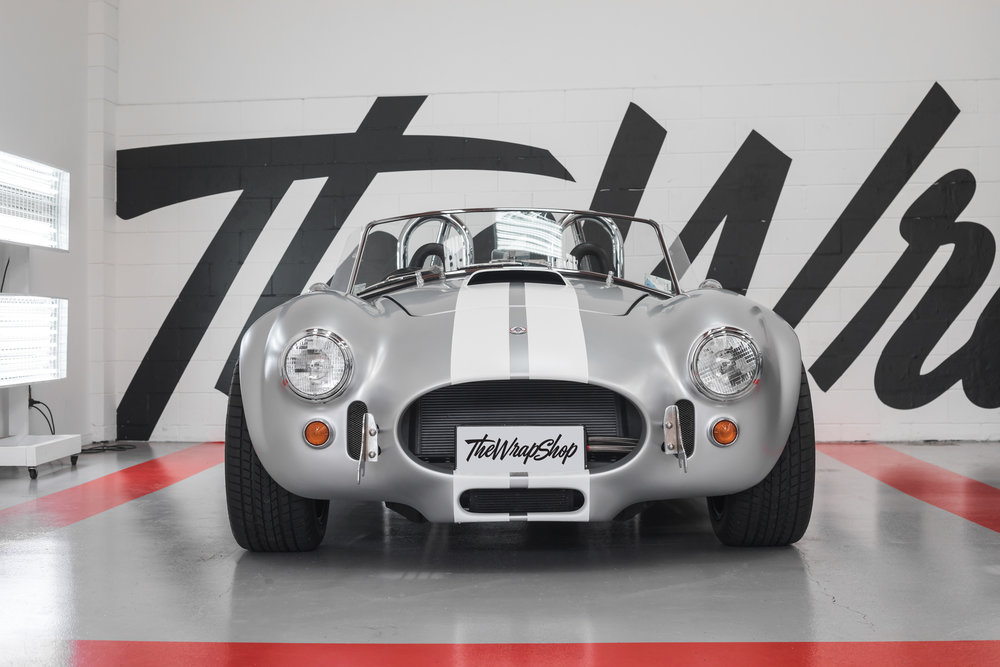 AC Cobra Front Grill