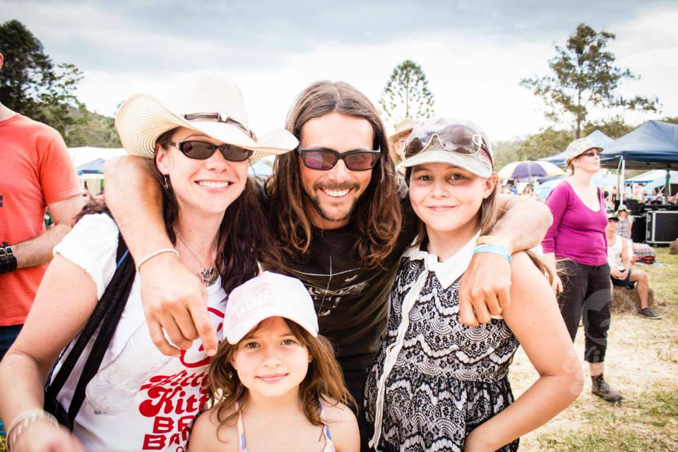 phil barlow at mitchell creek rock n blues fest 2014