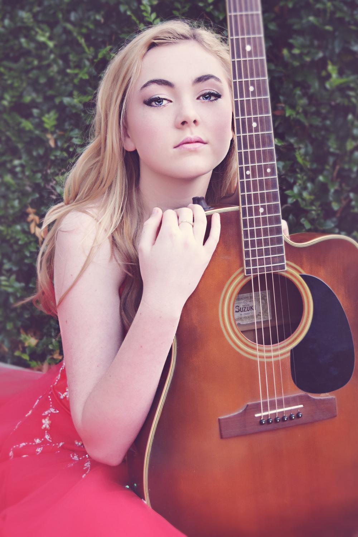 Bridget O'Shannessy, 2016 Australian Country Music Singer.
