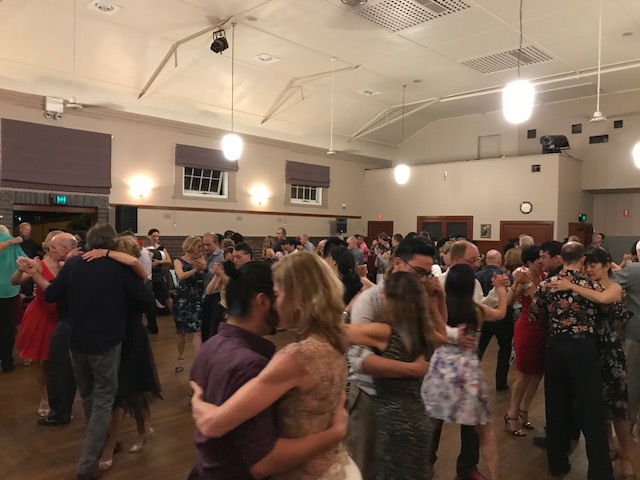 THE TANGO SOCIAL CLUB OF CANBERRA (ACT)  Since the first tango was danced in Australia in 1913, this urban dance from Argentina has captivated audiences, musicians and dancers here. A century later and the Tango Social Club of Canberra is here to showcase the variety of dances and music that make up the world of tango today.