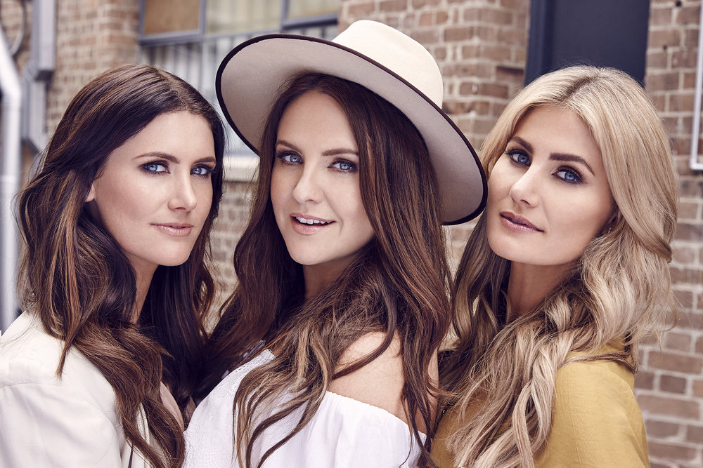 The McClymonts   Since the release of their debut EP in 2006, sisters Brooke, Sam & Mollie McClymont have established themselves as Australia's number one country group with over a quarter of a million album sales, 2 gold album sales accreditations, 13 time Golden Guitar Awards, 22 chart topping singles and a reputation for being one of the most exciting touring acts in country music. They have also won 2 ARIA Awards, an APRA Award, three Country Music Channel Awards and a CMA 'Global Artist of the Year'. Their 2017 album 'Endless' saw The McClymonts hit #1 on the ARIA Country Album chart for the fourth time in a row and undertake the highly successful 'Endless' & 'Like We Used To' national tours.