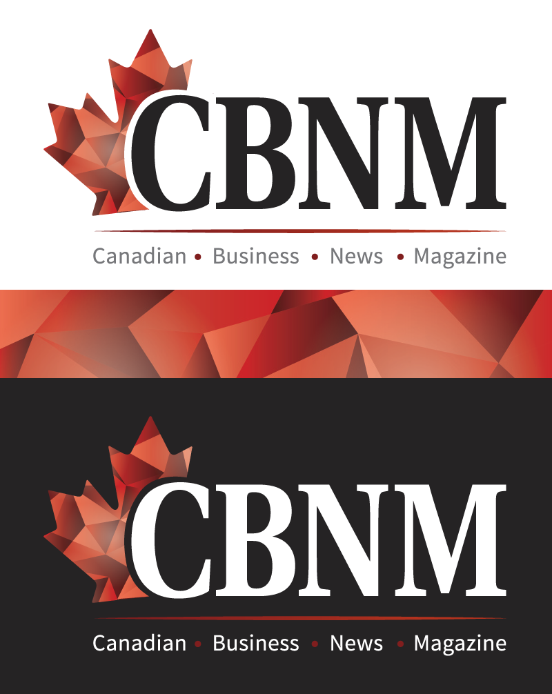 CBNM Logo (light and dark versions), and branding texture